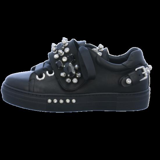 MIMMU Sneaker, mit Plateau, schwarz, 37 37