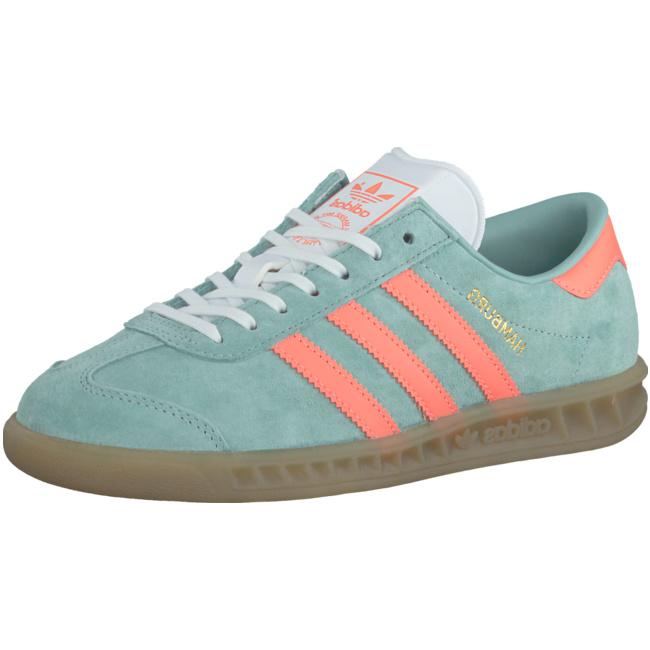 Hamburg Sneaker Damen Schuhe Tactile Green BB5111 Sneaker Low von ... d543dd52aa