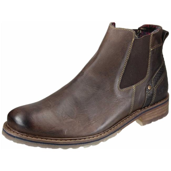 39CB001-102360 Chelsea Stiefel von Dockers by Gerli--Gutes Preis-Leistungs-, es lohnt lohnt es sich 7683e9