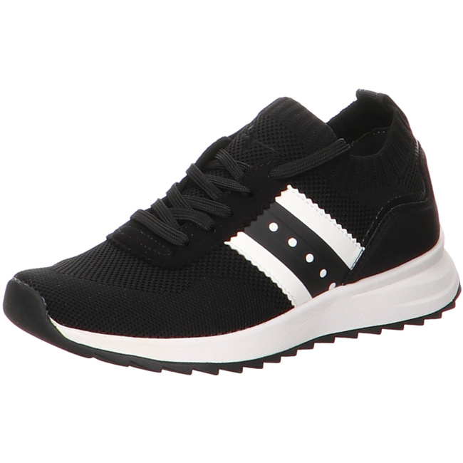 Tamaris Damen Sneaker schwarz 698264