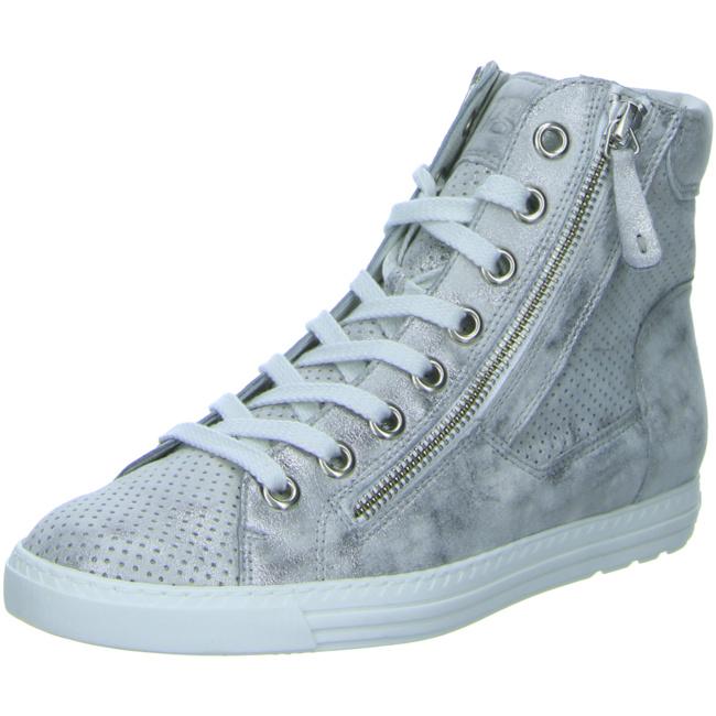 Metallicleder perfor 4247-099 Sneaker High von von High Paul Grün--Gutes Preis-Leistungs-, es lohnt sich d8eb3d