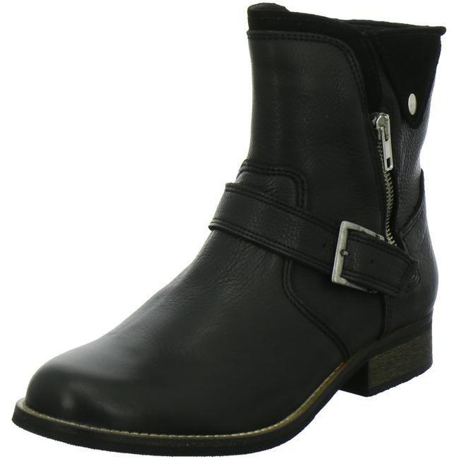 F 8171-schwarz Klassische Stiefeletten von Online lohnt Schuhes--Gutes Preis-Leistungs-, es lohnt Online sich d01213
