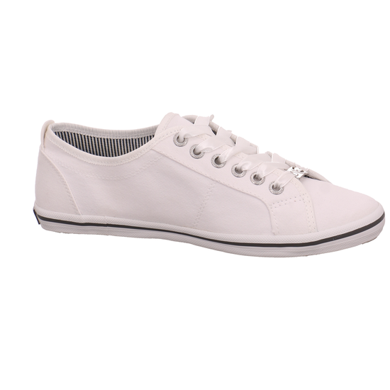4891408 white sneaker low von tom tailor. Black Bedroom Furniture Sets. Home Design Ideas