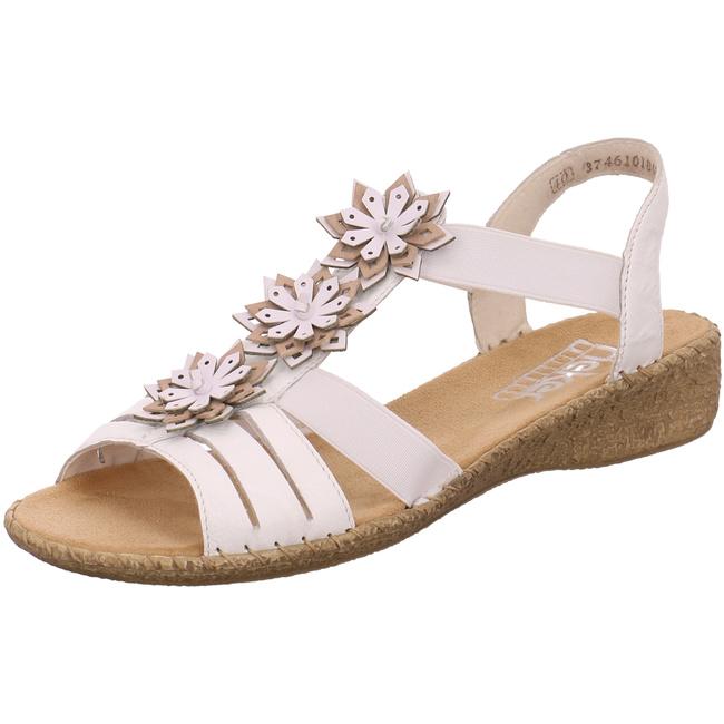 61665-81 Komfort Sandalen es von Rieker--Gutes Preis-Leistungs-Verhältnis, es Sandalen lohnt sich 6f15c5