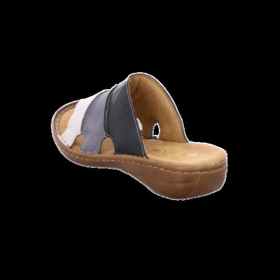 60846-80 Komfort Pantoletten von Rieker--Gutes Preis-Leistungs-, es lohnt lohnt lohnt sich fc7ab5
