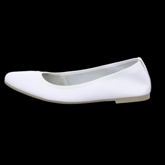 Ballerinas TAMARIS - 1-22128-20 White Leather 117 mxVF5i7X