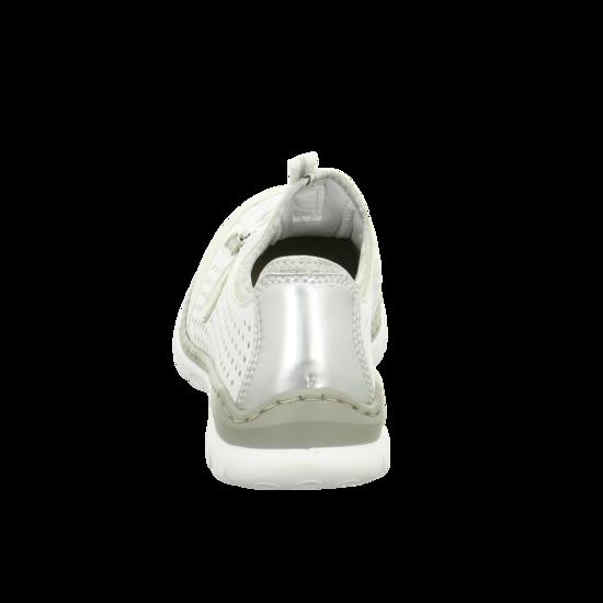 L3296 81 Komfort Schnürschuh von Rieker