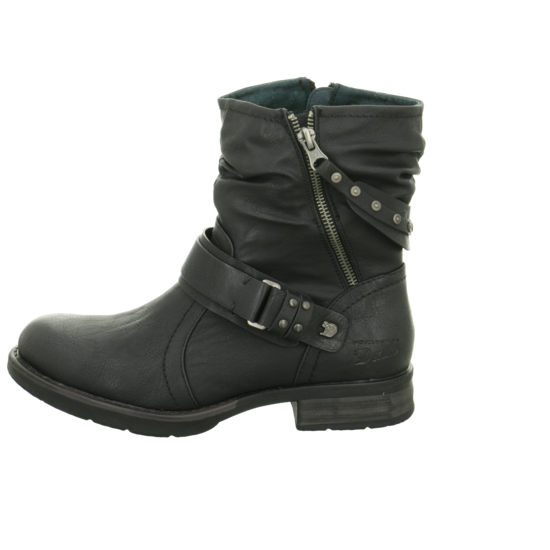 pretty nice d1a5c 7d186 Tom Tailor Biker Boots