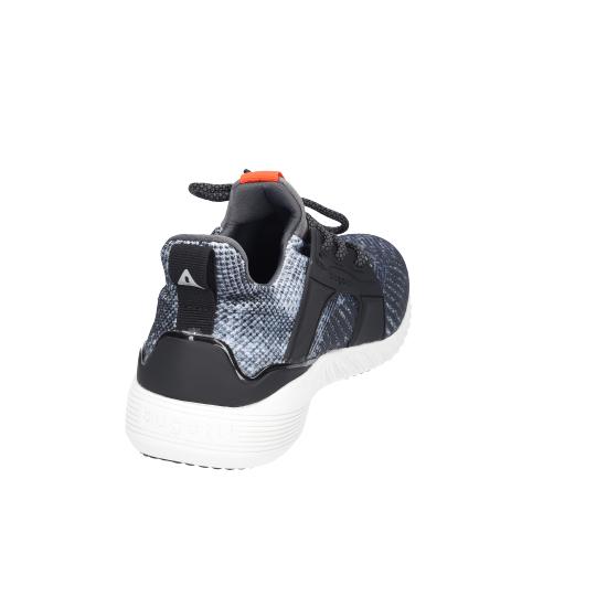322287025000-1500 Bugatti men Herren Sneaker grey grau