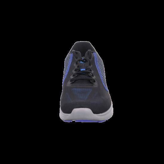 Nike Herren Sneaker schwarz 819300 9632