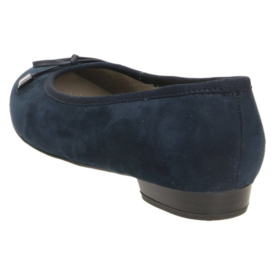 22-53321-72 blau Klassische es Ballerinas von Jenny--Gutes Preis-Leistungs-, es Klassische lohnt sich 68fbad