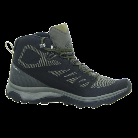 Outline Mid GTX Wanderschuhe L40476300 Outdoor Schuhe von Salomon--Gutes es Preis-Leistungs-, es Salomon--Gutes lohnt sich bc0274