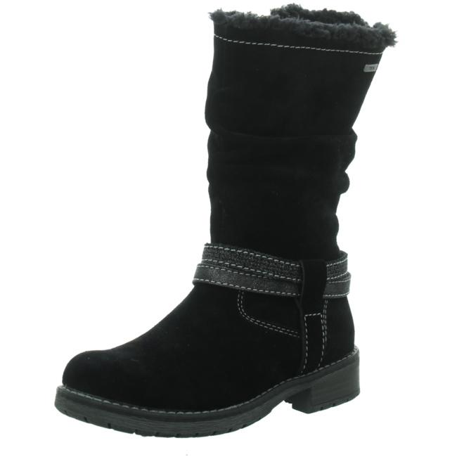 LURCHI KINDER STIEFEL grau Leder Mädchen Schuhe 33 17021 25